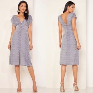 Finders Keepers | NWT Catalina Snake Print Dress
